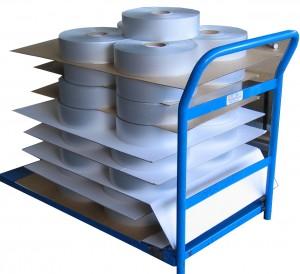 Roll Form Cap Lining
