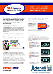 SealMaster Validation Tool for Induction Sealing